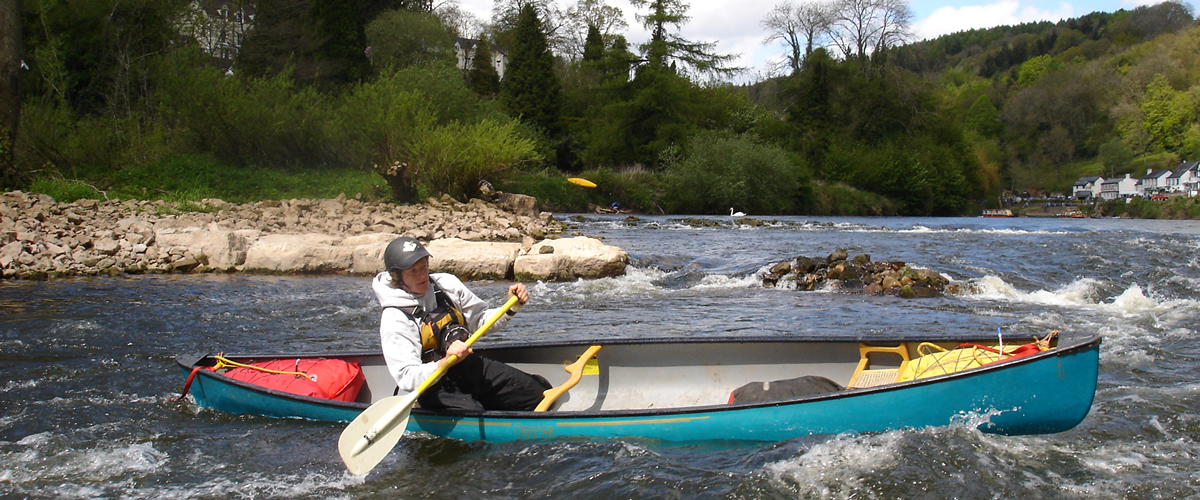 River Wye Canoeing Courses