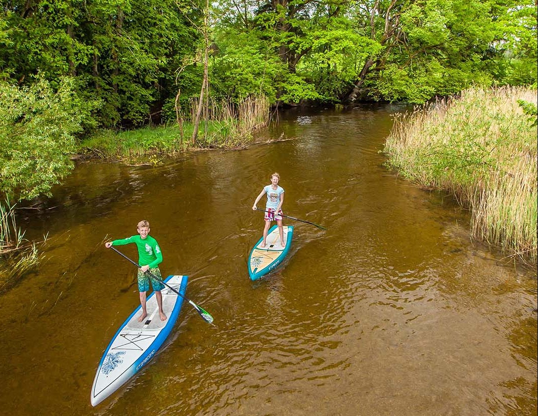 River Wye Stand Up Paddle Boarding