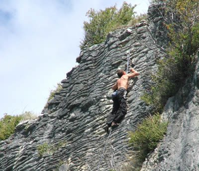 Rock Climbing Symonds Yat Outdoor Activities