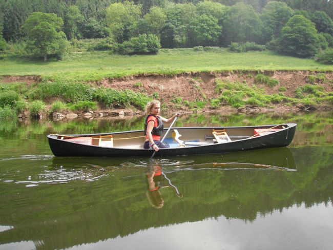 Float the Wye - The half day trip