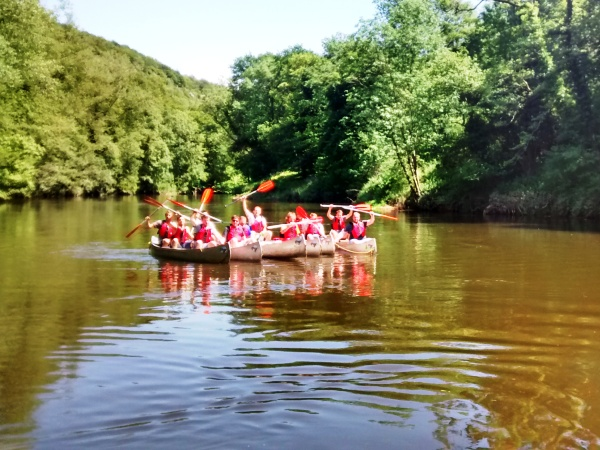 Wye Adventure Full day  Guided River Trip Kerne Bridge - Monmouth