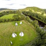 dventure-River-Monmouth-Tipi-Camping-site-Corporate-activities