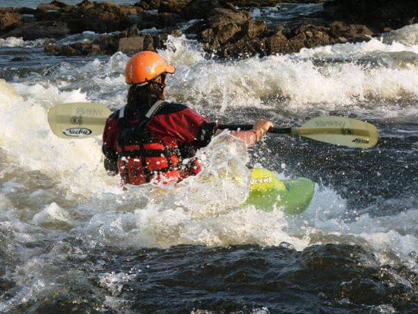 River Wye British Canoe Union Courses